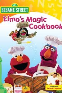 Elmo's Magic Cookbook as Instructor