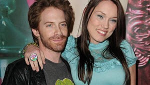 Seth Green Gets Hitched