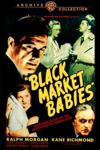 Black Market Babies as Anthony Marsden