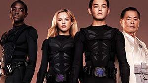 Exclusive: Get a First Look at Nickelodeon's New Series Supah Ninjas