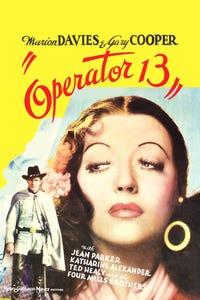 Operator 13 as Capt. Jack Gailliard