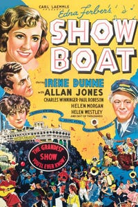Show Boat as Young Black Man