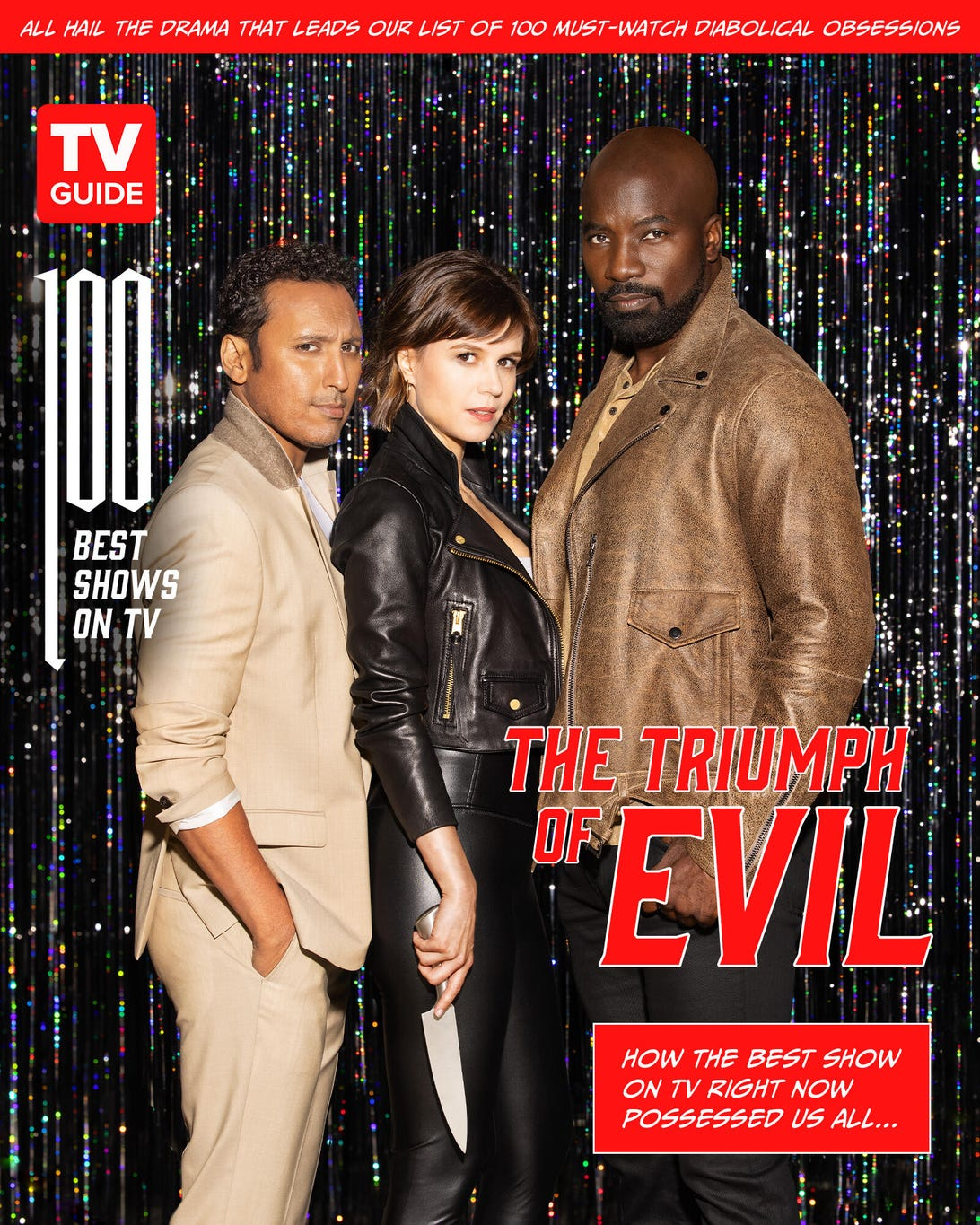Evil for 100 Best Shows