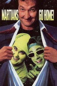Martians Go Home as President's Aide