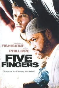 Five Fingers as Ahmat