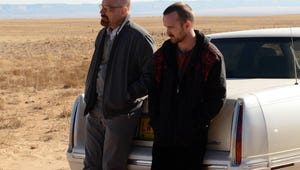 Aaron Paul Won't Say If He's Starring in the Breaking Bad Movie