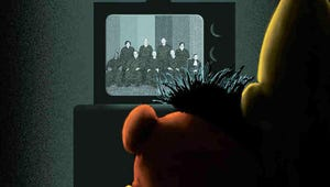 The New Yorker Celebrates Same-Sex Marriage with Bert and Ernie Cover
