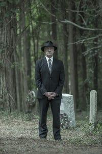 Brent Spiner as Graham Barnes