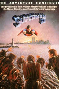 Superman II as News Vendor
