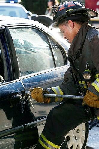 """Chicago Fire - Season 2 - """"A Nuisance Call"""" - Charlie Barnett"""