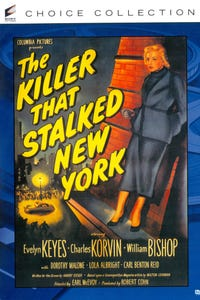 The Killer That Stalked New York as Alice Lorie