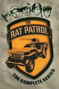 The Rat Patrol as Sgt. Sam Troy