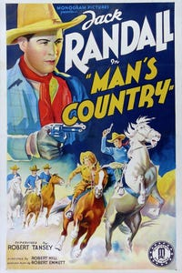 Man's Country as Col. Hay