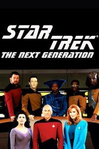 Star Trek: The Next Generation as Dr. Leah Brahms