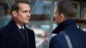 Suits Boss on Harvey's [SPOILER] and That Darvey Scene