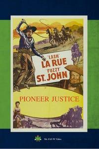 Pioneer Justice as Bill Judd
