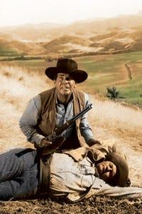Emile Meyer as Sheriff Wooley
