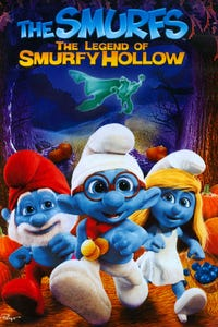 The Smurfs: The Legend of Smurfy Hollow as Clumsy Smurf