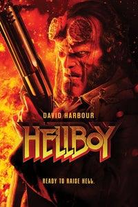 Hellboy as Commandant Ben Daimio