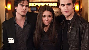 Vampire Diaries' Julie Plec: The Love Triangle Becomes a Square