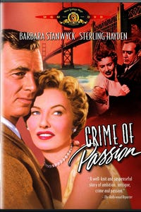 Crime of Passion as Lt. Bill Doyle