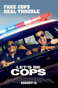 Let's Be Cops as Officer Kaplan