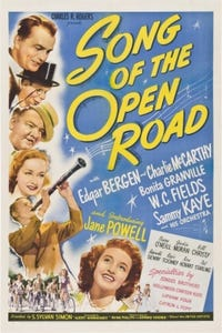 Song of the Open Road as Jane Powell