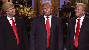 SNL: The Best (and Worst) of Donald Trump's Episode