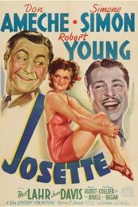 Josette as Pierre Brassard
