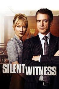 Silent Witness as Saul Ruben
