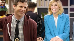 _Brooklyn Nine-Nine_ Superfan Jodie Whittaker Pitches Her Dream Guest-Starring Role
