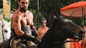 Game of Thrones: Jason Momoa's Secrets to Playing a Naked, Eyeliner-Wearing Dothraki Warlord