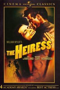 The Heiress as Catherine Sloper