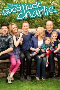 Good Luck Charlie as Rocky Blue