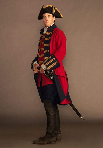 Outlander – Season 2 – Tobias Menzies
