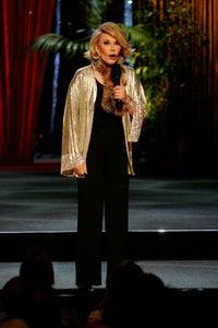 Joan Rivers: Before Melissa Pulls the Plug