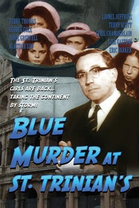 Blue Murder at St. Trinian's as 'Flash' Harry