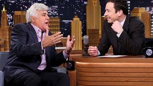 VIDEO: Watch Jay Leno Hijack The Tonight Show from Jimmy Fallon