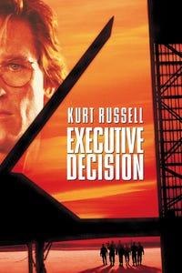 Executive Decision as Dr. David Grant