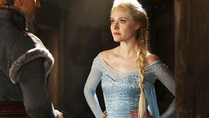 Once Upon a Time: New Season 4 Trailer Welcomes Frozen's Elsa to Storybrooke