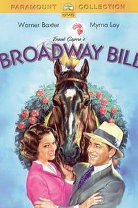 Broadway Bill as Pop Jones