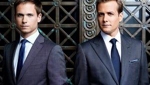 Suits' Patrick J. Adams: Mike Is Sabotaging Himself