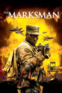 The Marksman as Lt. Carter