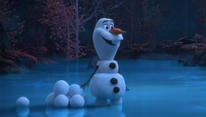 Disney Serves Up More Frozen with 'At Home with Olaf' Miniseries