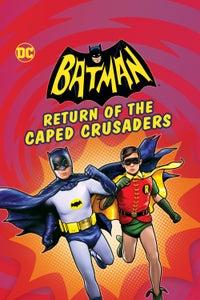 Batman: Return of the Caped Crusaders as Batman/Bruce Wayne