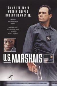 U.S. Marshals as John Royce