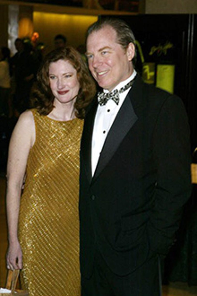 Annette O'Toole and Michael McKean - 8th Annual Art Directors Guild Awards Arrivals, February 14, 2004