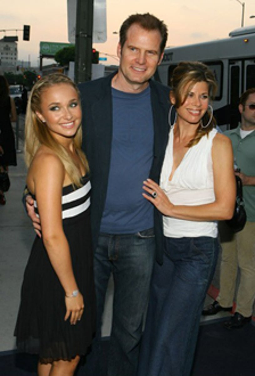 """Hayden Panettiere, Jack Coleman and Beth Toussaint - Launch of series """"It's A Mall World"""", July 2007"""