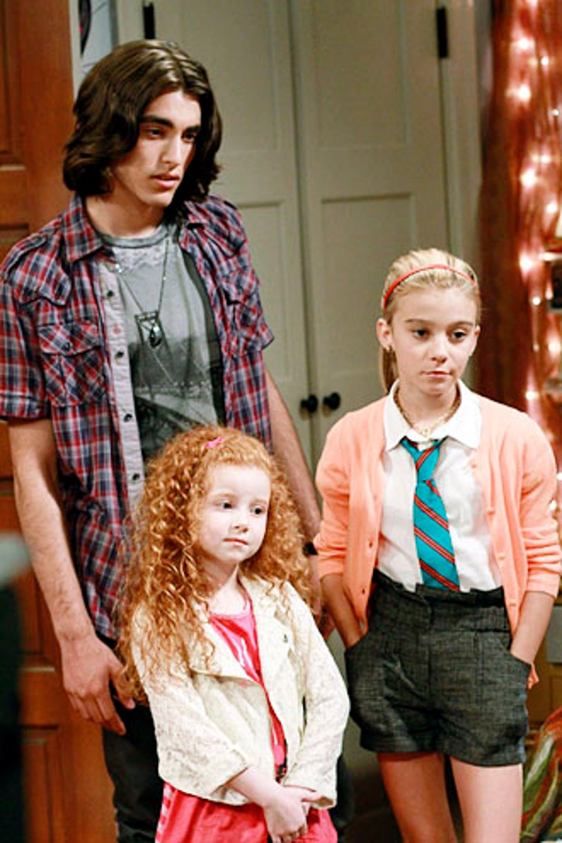 """Dog with a Blog - Season 1 - """"The Fast and the Furriest"""" - Blake Michael, Francesca Capaldi and G. Hannelius"""