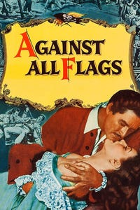 Against All Flags as Capt. Kidd